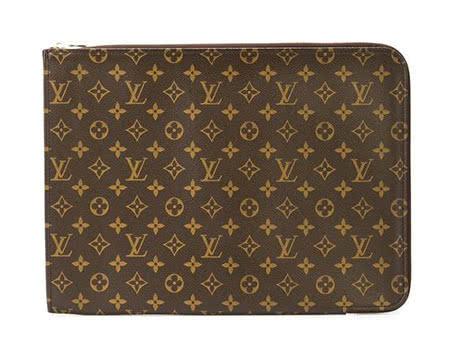men Louis Vuitton Laptop travel clutch bag - Luxe Digital