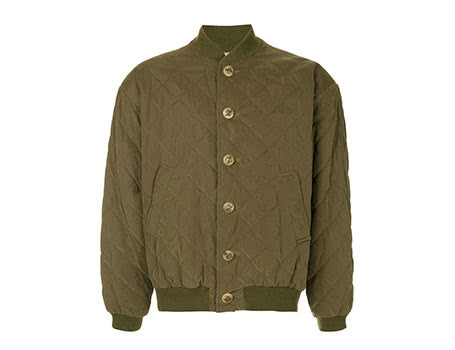 men Hermès bomber jacket - Luxe Digital