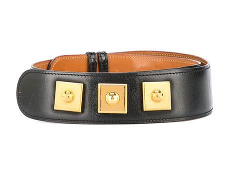 women Hermès belt - Luxe Digital