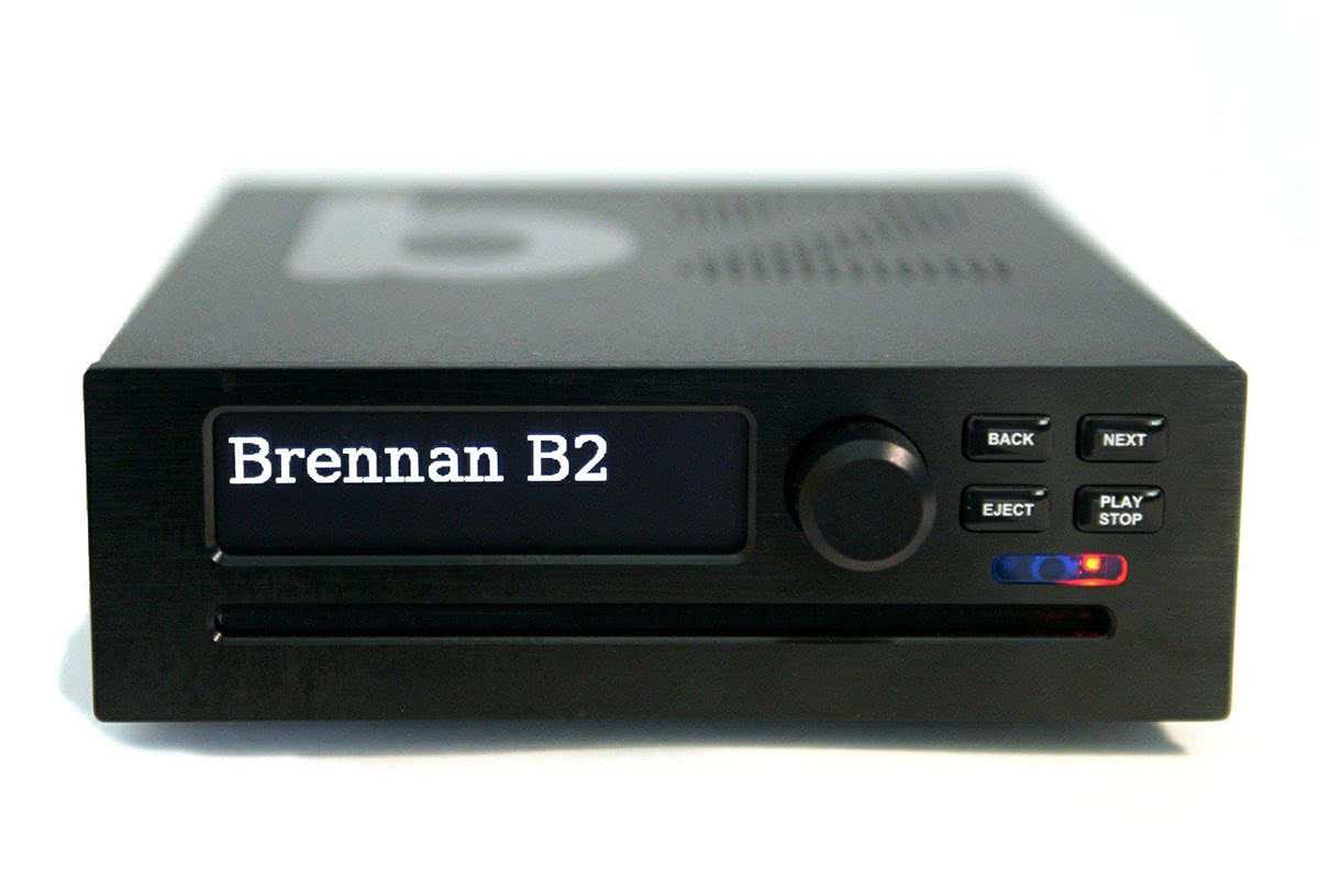 Brennan B2 Review CD player ripping - Luxe Digital