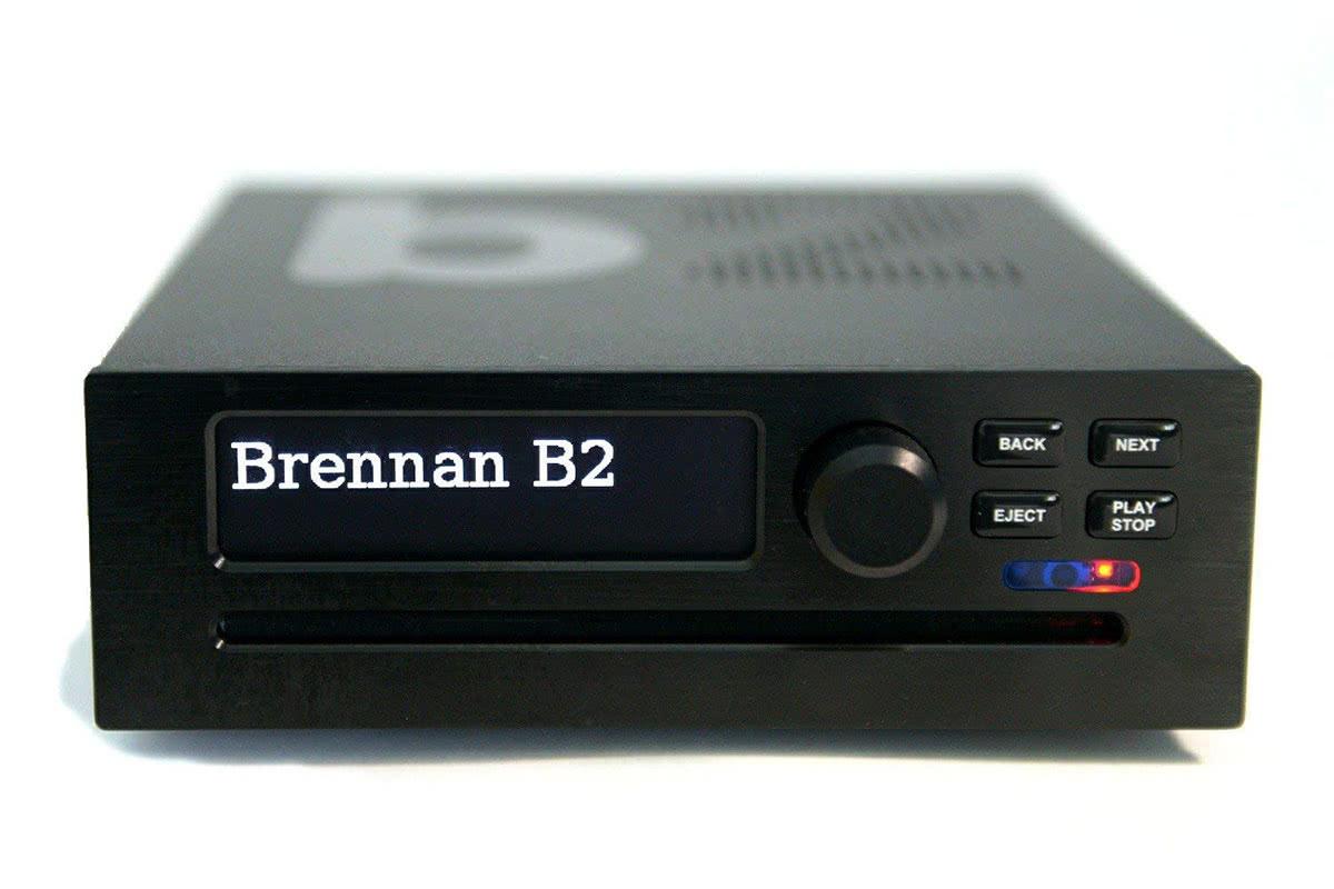 Brennan B2 Revisión de extracción de reproductor de CD - Luxe Digital