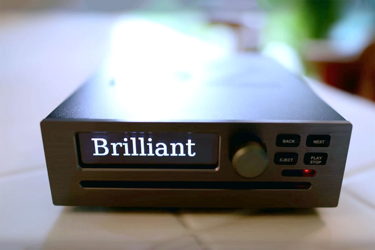 Brennan B2 Review CD ripping - Luxe Digital