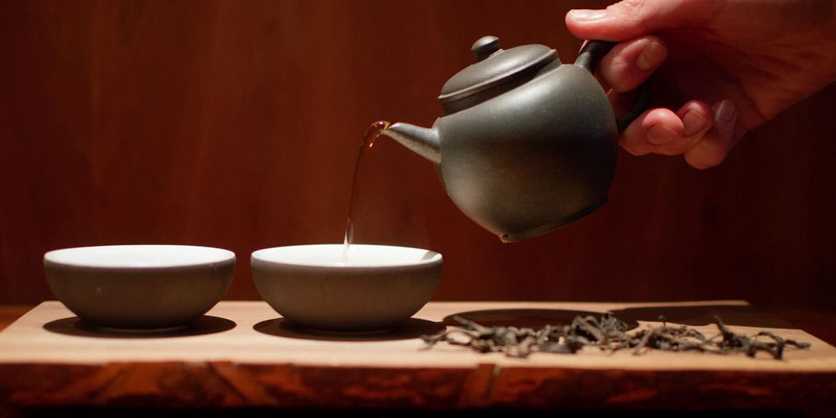 Camellia Sinensis Tea Montreal