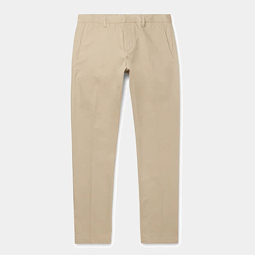 Casual dress code men style chinos - Luxe Digital