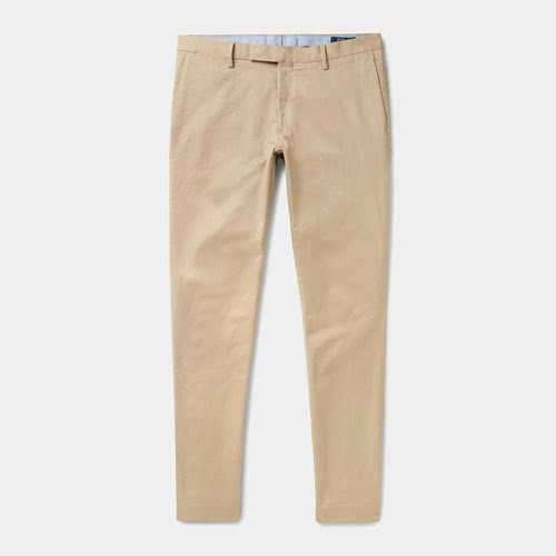 Casual dress code men style Polo Ralph Lauren chinos - Luxe Digital