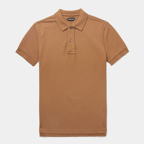 Casual dress code men style Tom Ford polo shirt - Luxe Digital