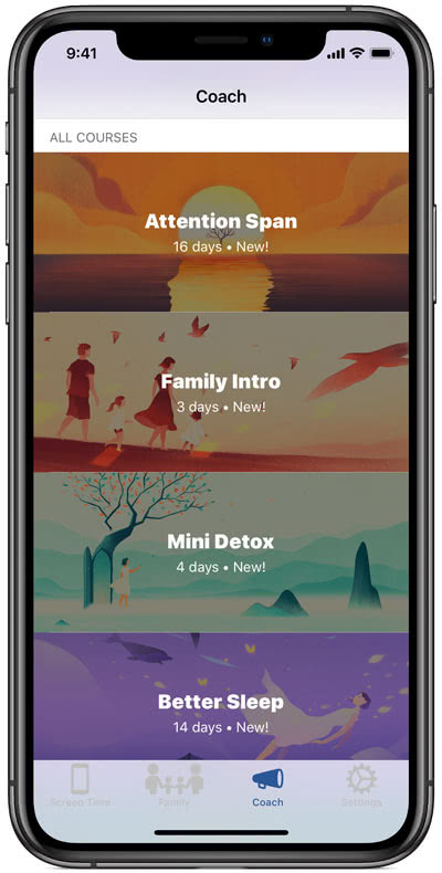Wellness luxury technology mobile app - Luxe Digital