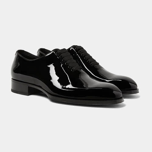 cocktail attire men dress shoes Tom Ford - Luxe Digital