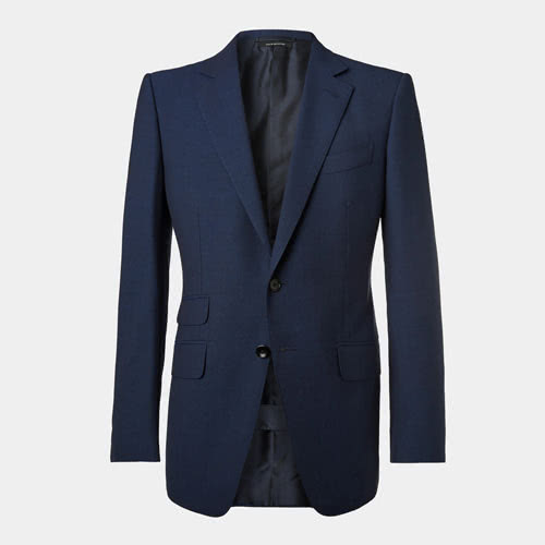 cocktail attire men jacket Tom Ford - Luxe Digital
