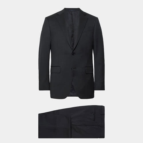 cocktail attire men suit Ermenegildo Zegna - Luxe Digital