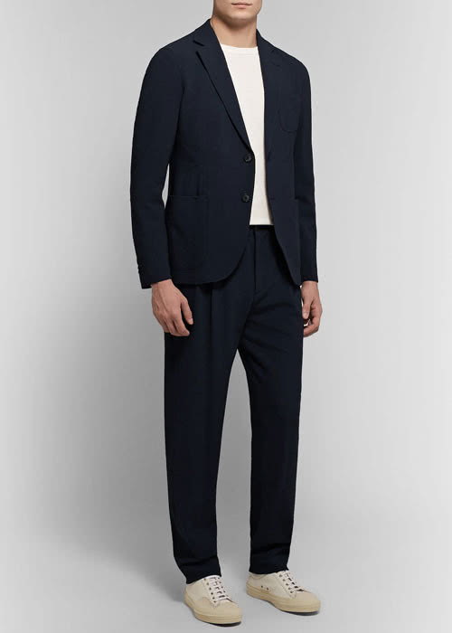 casual cocktail attire men party suit - Luxe Digital