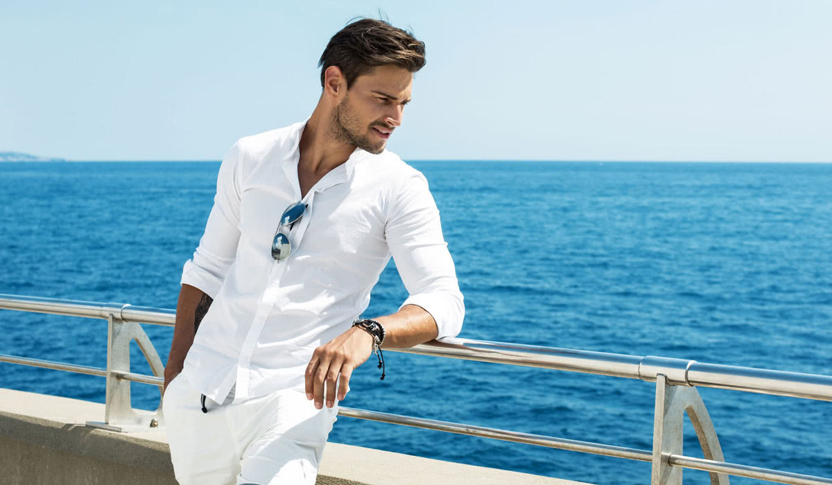 men smart casual style luxury brand Hugo Boss - Luxe Digital
