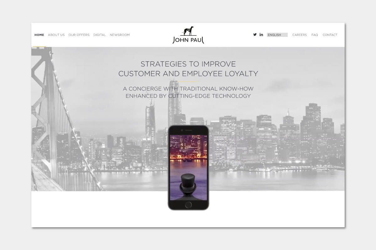 Best Luxury Concierge companies John Paul - Luxe Digital