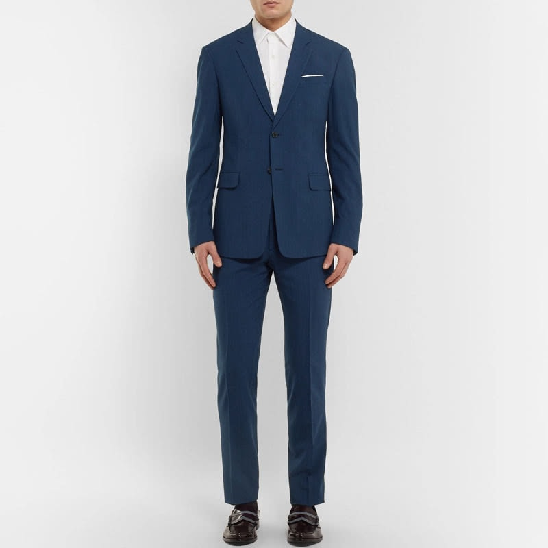 business casual dress code Prada men - Luxe Digital