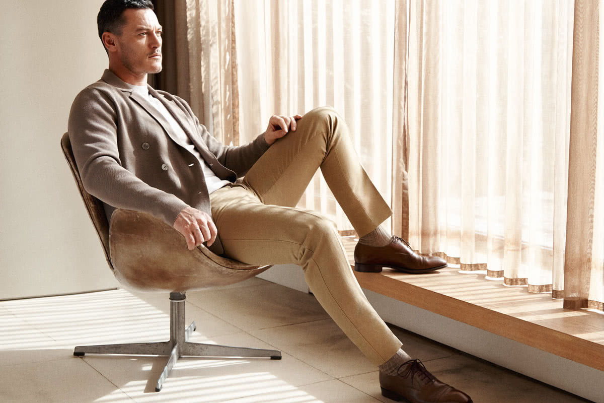 business casual style guide men - Luxe Digital