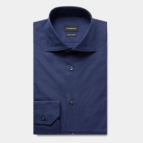 men dress code guide Ermenegildo Zegna shirt - Luxe Digital