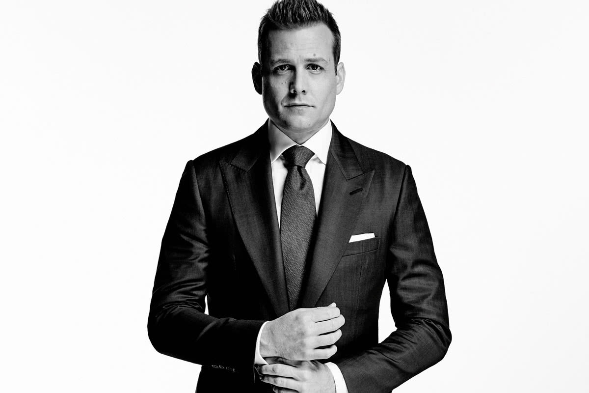 business professional attire office men style Gabriel Macht - Luxe Digital