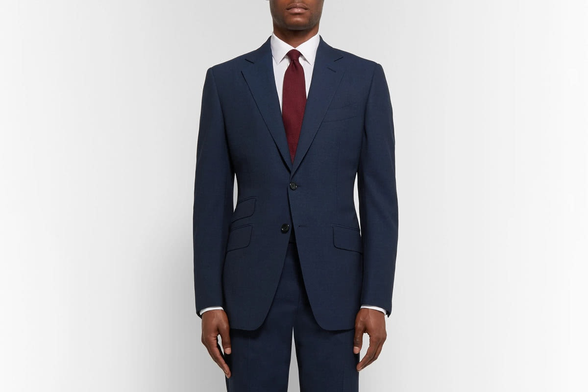 business professional men suit Tom Ford luxury - Luxe Digital