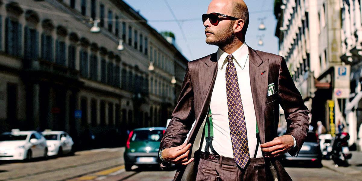 Rubinacci bespoke suit Luca - Luxe Digital