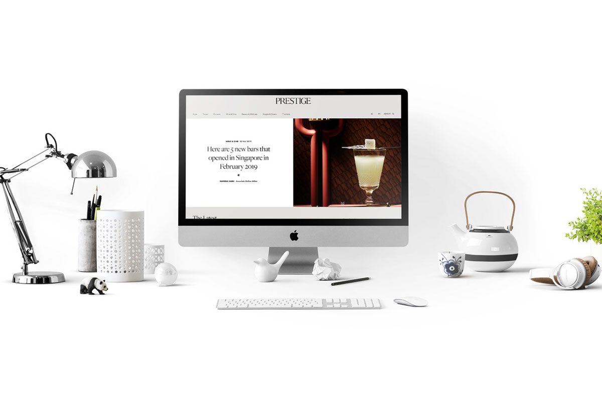 luxury Prestige magazine Richard Nilsson - Luxe Digital