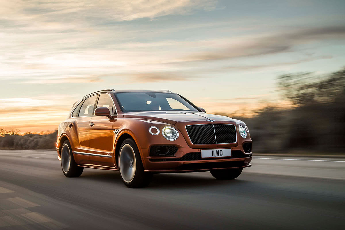 Bentley Bentayga 2020 best luxury SUV - Luxe Digital