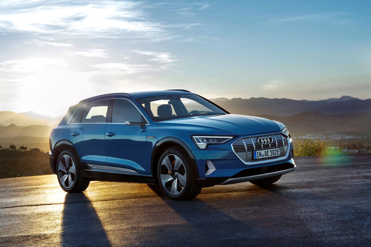 best full-electric luxury SUV - Luxe Digital
