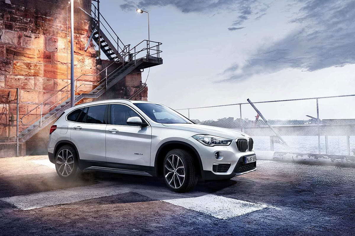 BMW X1 2020 best luxury SUV - Luxe Digital