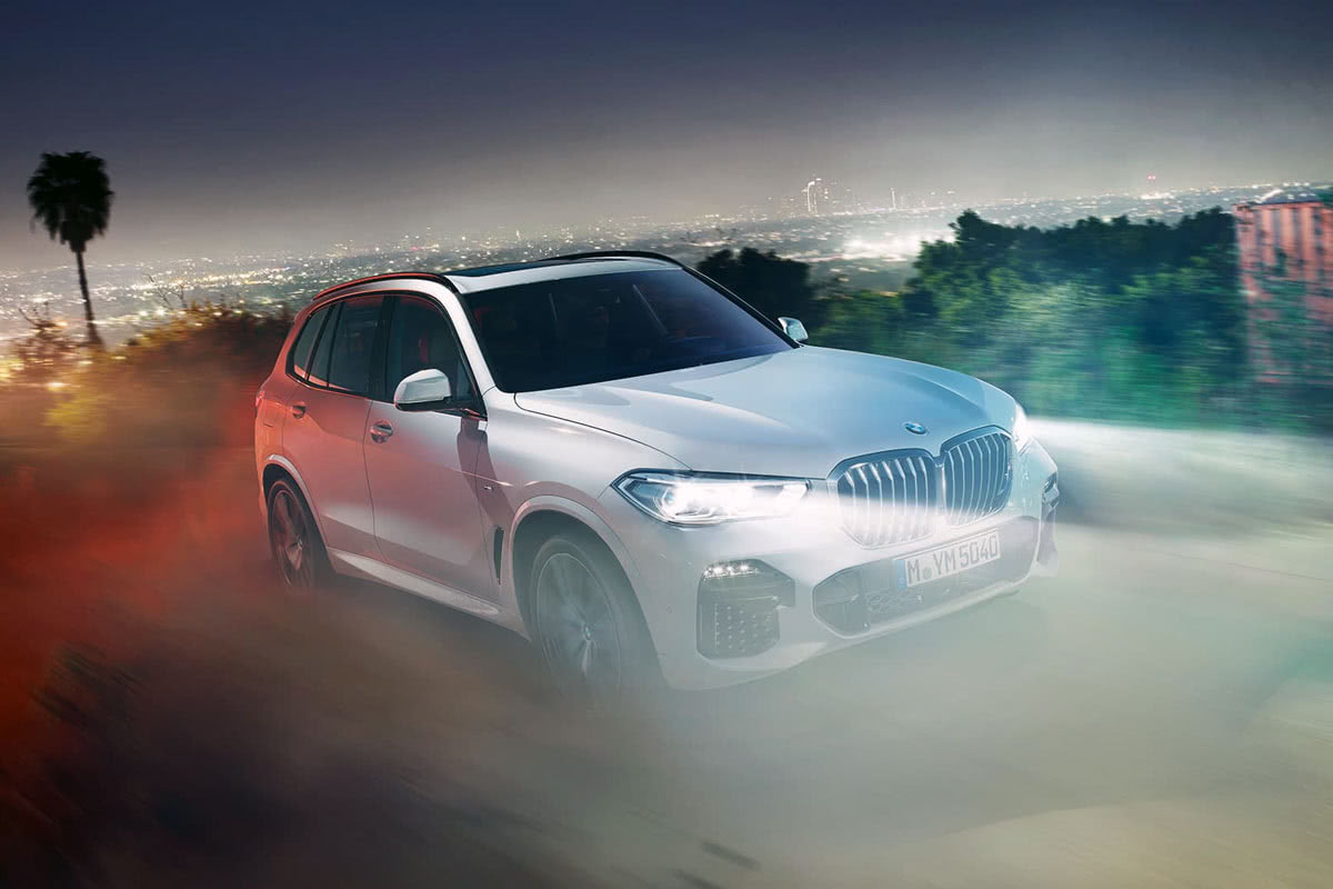 BMW X5 2020 best luxury SUV - Luxe Digital