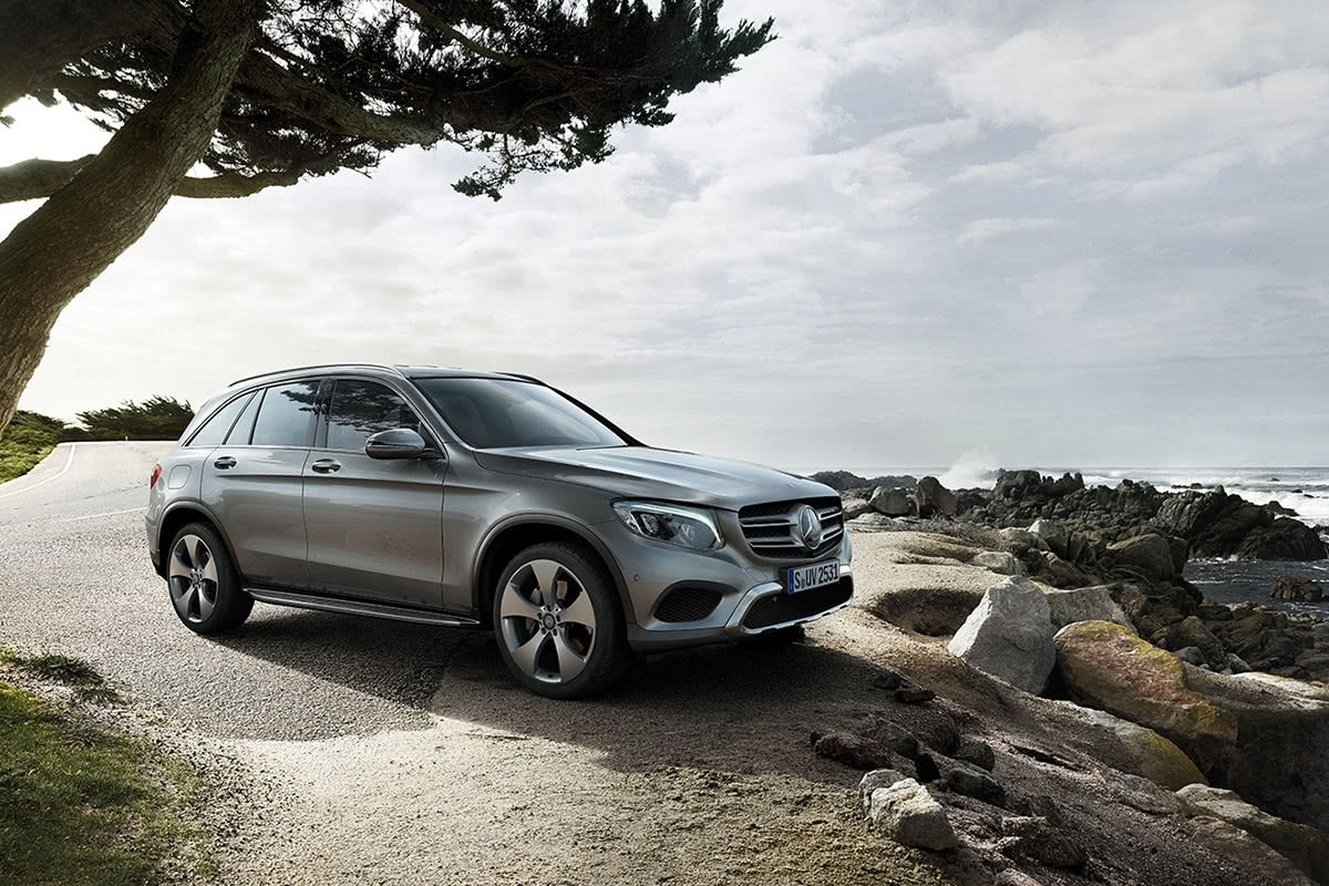 Mercedes-Benz GLC 2020 best luxury SUV - Luxe Digital