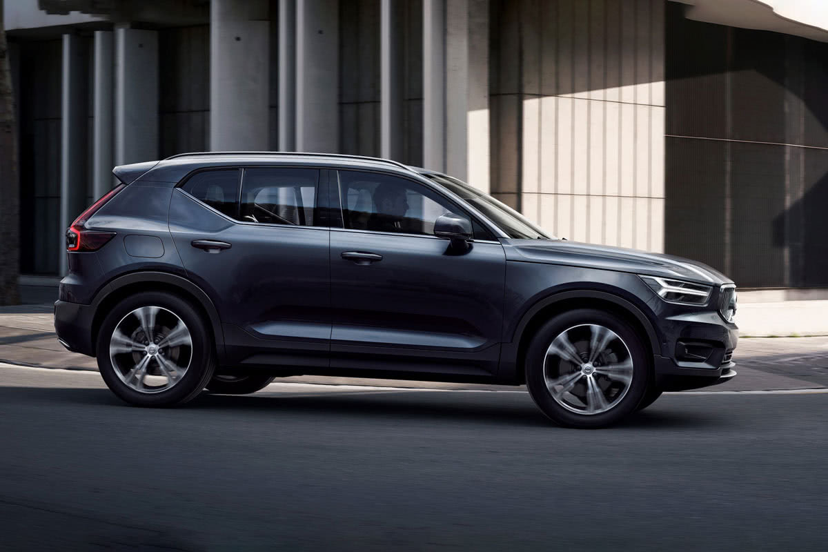 most fuel-efficient luxury SUV - Luxe Digital