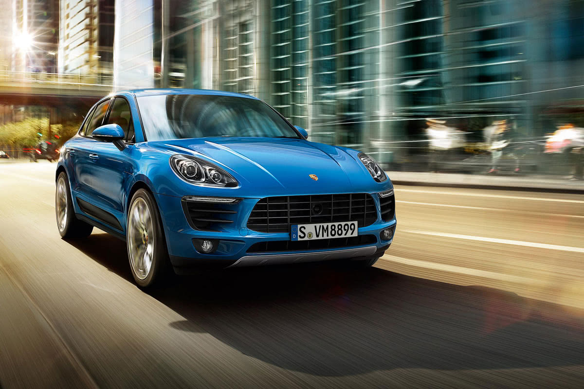 Porsche Macan 2020 best luxury SUV - Luxe Digital