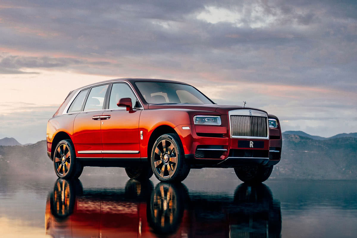 Rolls-Royce Cullinan 2020 best luxury SUV - Luxe Digital