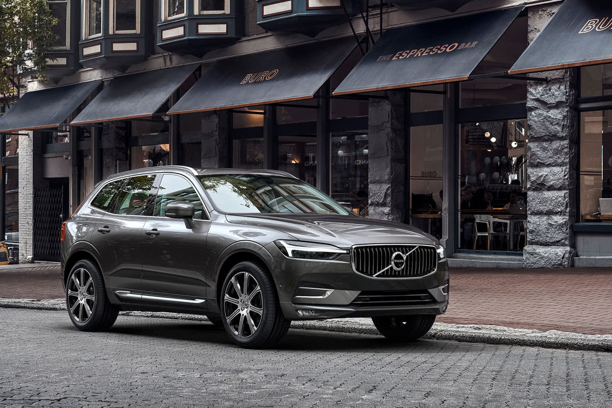 Volvo XC60 2020 best luxury SUV - Luxe Digital