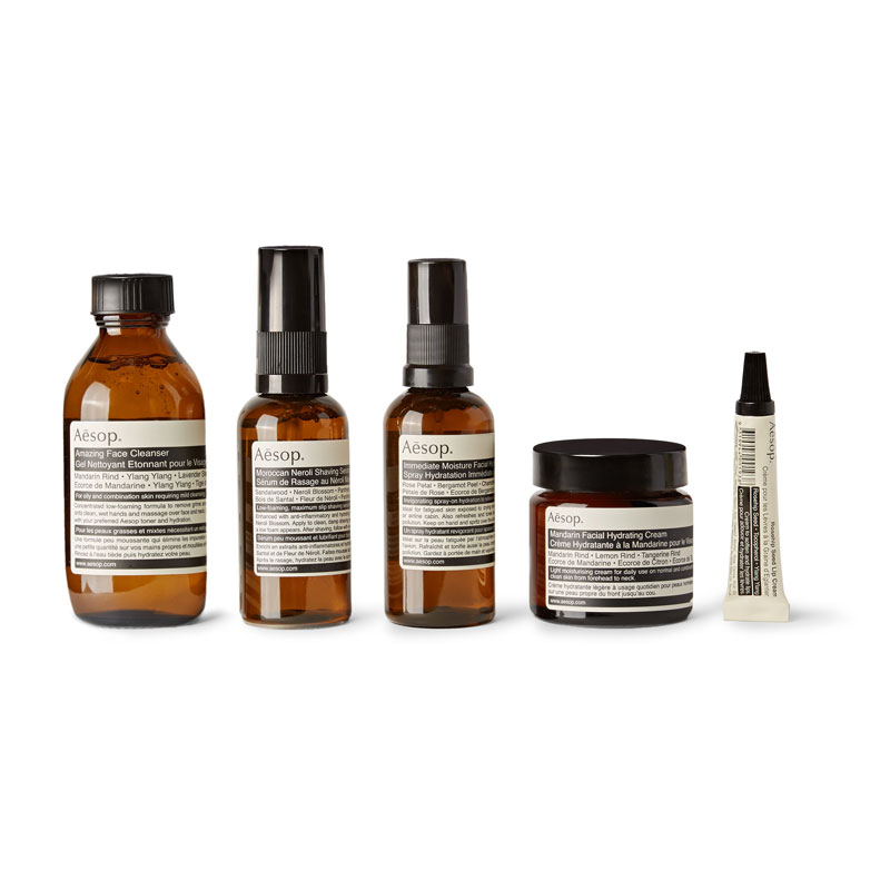 Best Father's Day gift AESOP men grooming kit - Luxe Digital