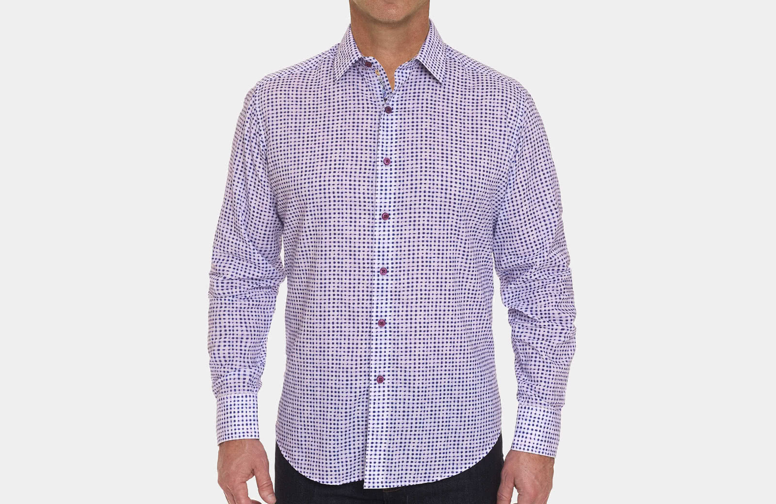 15 Best Men Designer Shirts From Robert Graham To Stand Out