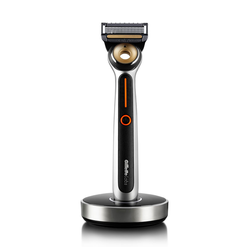 Best Father's Day gift Gillette heated razor - Luxe Digital