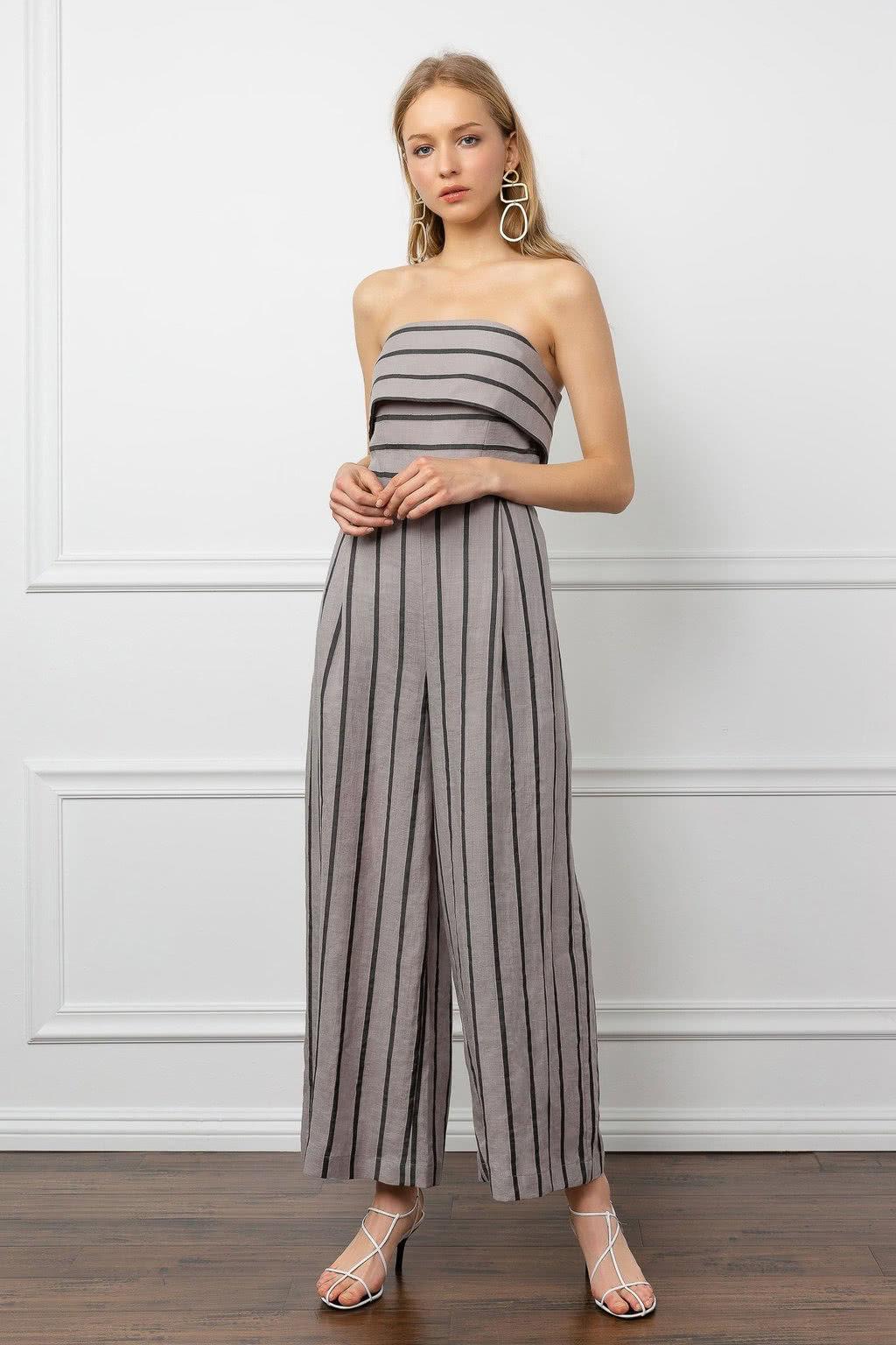 J.ING dressy summer jumpsuit 2019 women - Luxe Digital