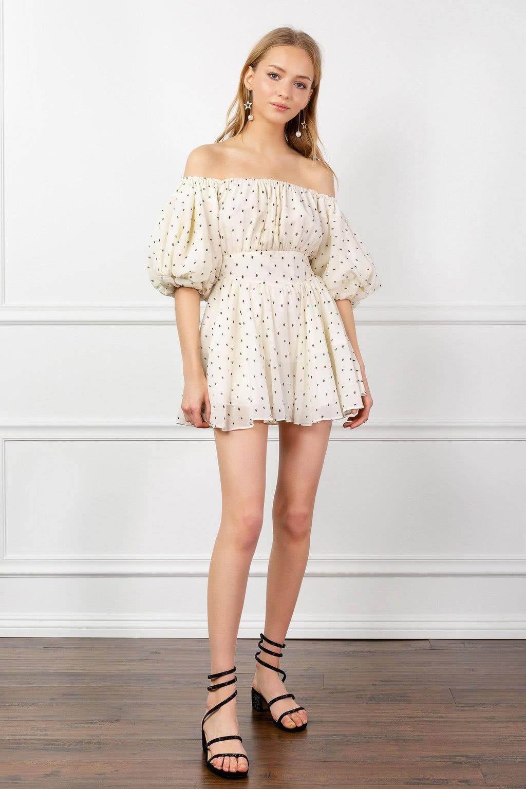 J.ING garden dress summer 2019 women - Luxe Digital