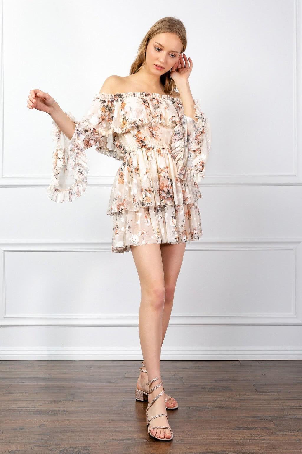 J.ING innocent dress summer 2019 women - Luxe Digital