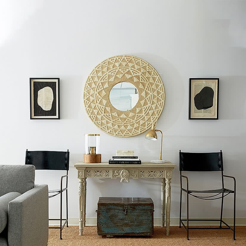 home decor console one kings lane luxe digital