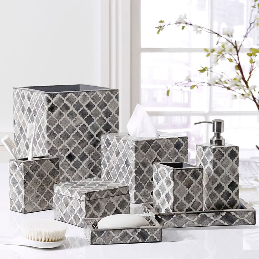 luxury home decor bath accessories one kings lane luxe digital