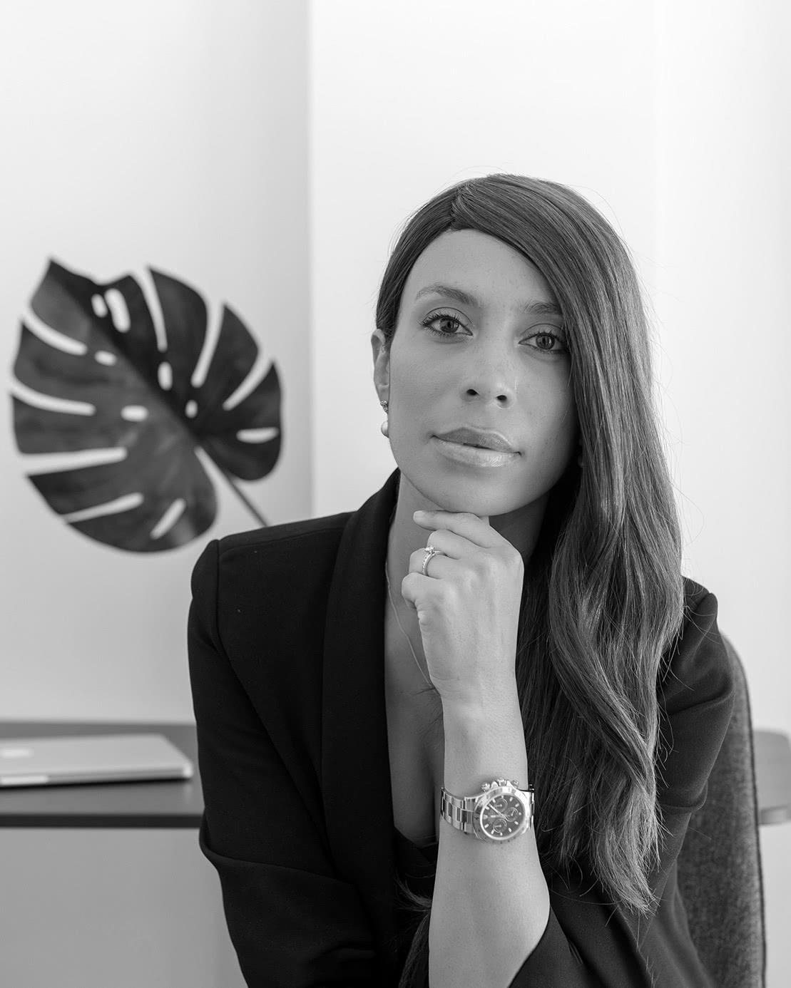 Florine E. Beauloye - Luxe Digital Editor in Chief