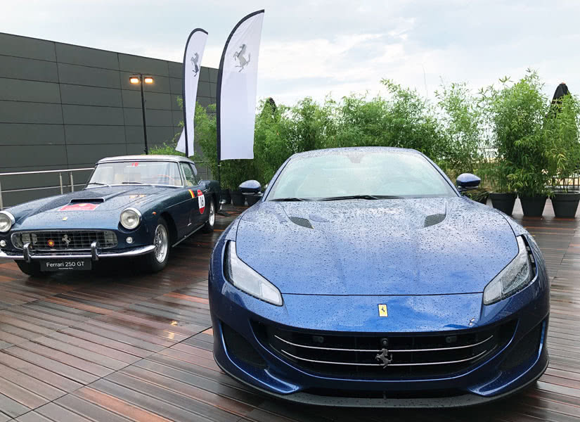 Zoute Grand Prix Belgium Ferrari luxury cars - Luxe Digital