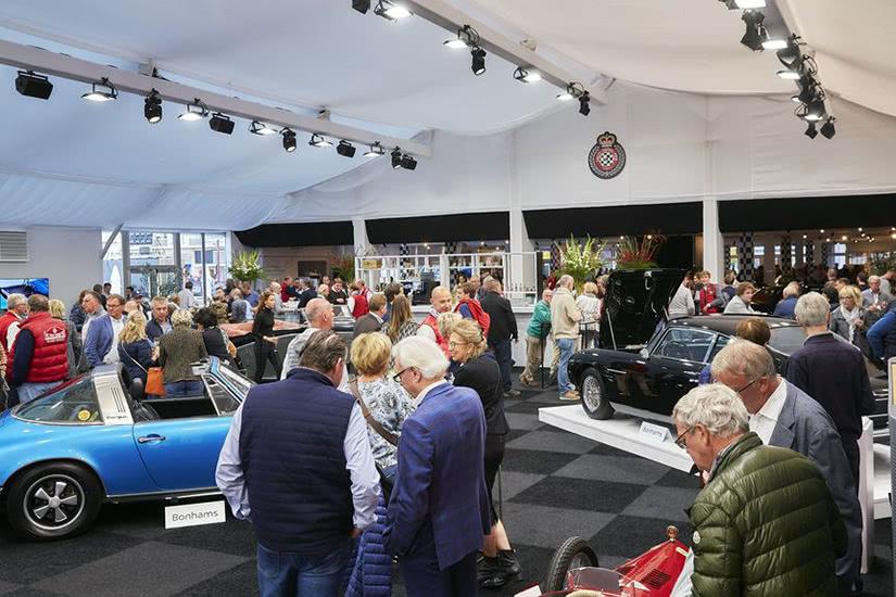 Zoute Grand Prix premium auction sale Belgium luxury cars - Luxe Digital