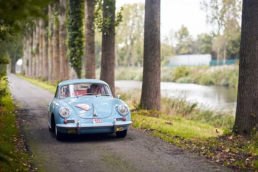 Zoute Grand Prix rally race Belgium luxury cars - Luxe Digital