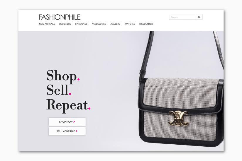 best luxury resale websites Fashionphile - Luxe Digital