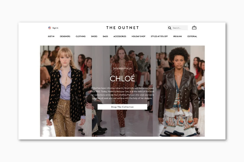 best luxury resale websites The Outnet - Luxe Digital