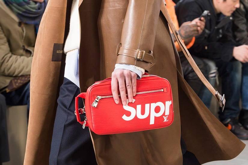 luxury resale value supreme louis vuitton exclusive collaboration luxe digital