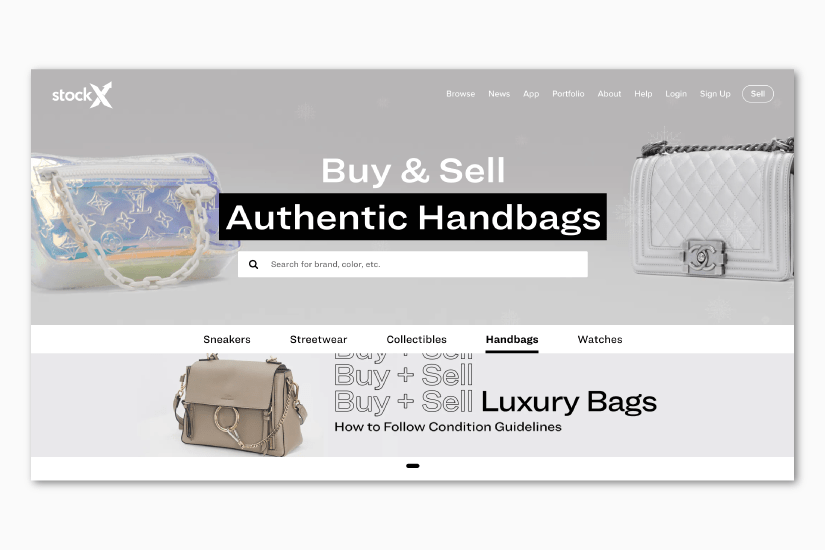 best luxury resale websites StockX - Luxe Digital