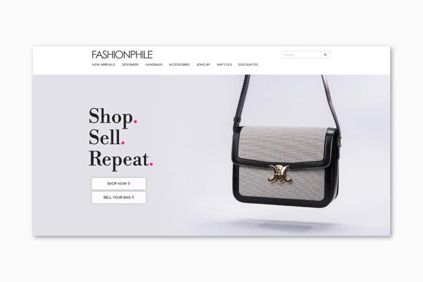 luxury resale retail transformation fashionphile luxe digital